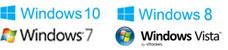 Compatibile con Microsoft