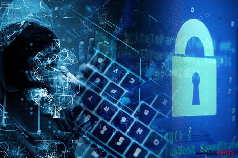 Come rimuovere un ransomware