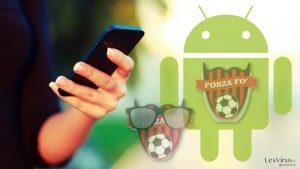Il ransom note Cerber è stato rilevato in una coppia di apps Android