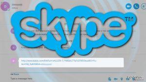 La presenza di nuovi link malevoli potrebbe essere il segno di una nuova ondata di virus su Skype