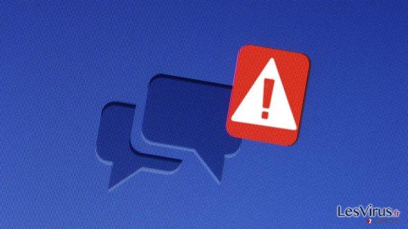 Da oggi potreste essere infettati dal ransomware Locky anche tramite Facebook!