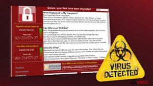 WannaCryè è ancora vivo. Migliaia di utenti sono in pericolo