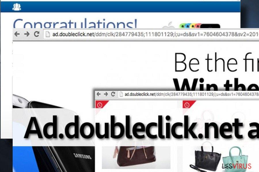 Annunci pubblicitari Ad.doubleclick.net