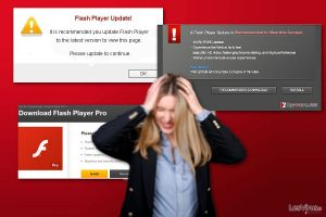 il virus Flash Player Pro