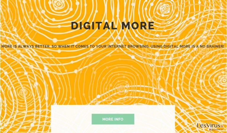 instantanea di Le pubblicità di Digital More