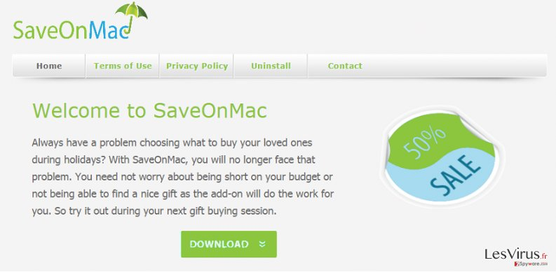 instantanea di Annunci da SaveOnMac