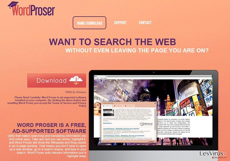 instantanea di le pubblicità di WordProser