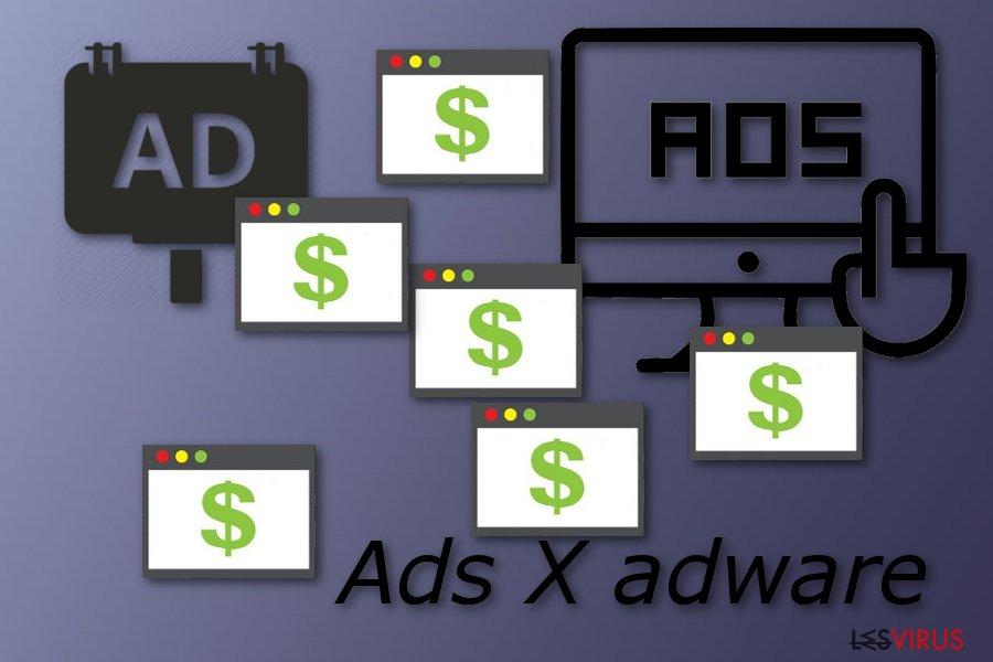 Il virus Ads X