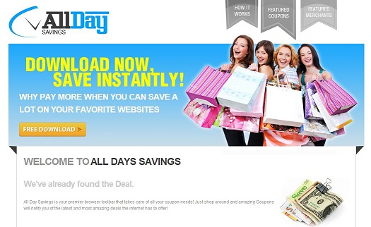 instantanea di All Day Savings