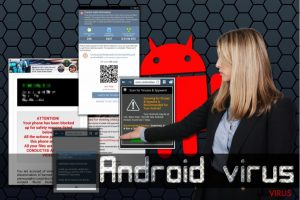 il virus Android