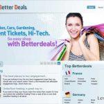 instantanea di Le pubblicità di Better Deals
