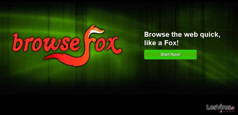 instantanea di BrowseFox