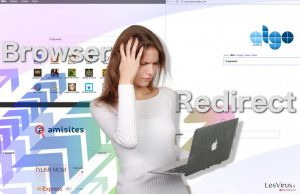 Il virus Browser redirect