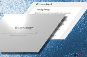 Il virus Chromesearch.today