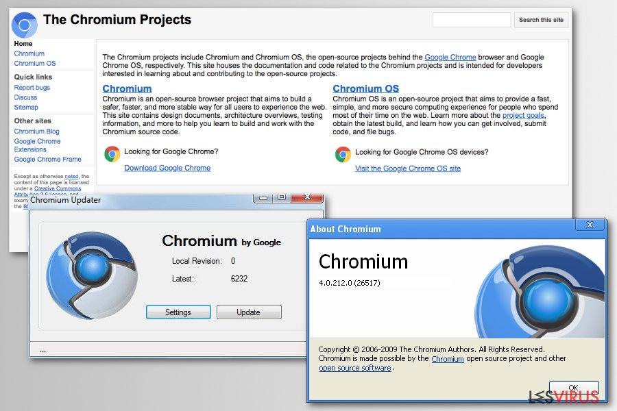 Il progetto Chromium