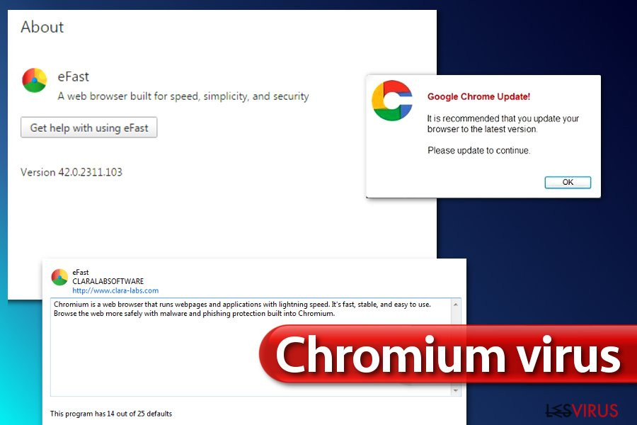 Il virus Chromium