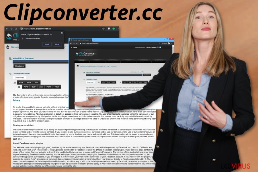 Il virus Clipconverter.cc