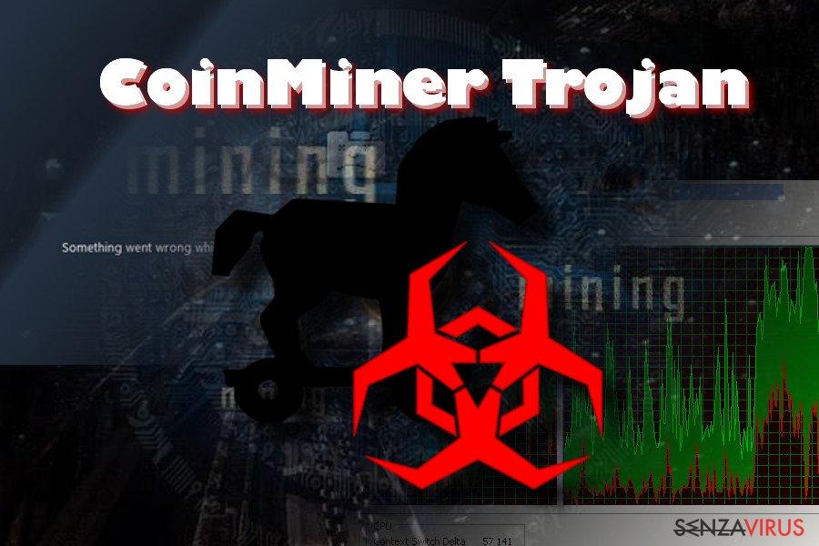 Virus Trojan CoinMiner