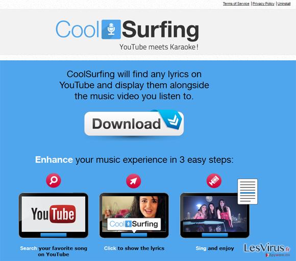 instantanea di CoolSurfing