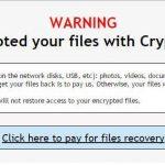 instantanea di Il virus Crypt0L0cker