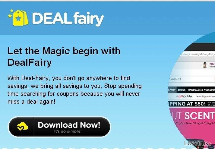 instantanea di Deal Fairy