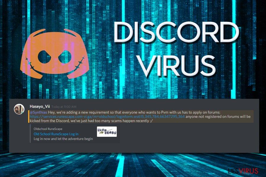 Il virus Discord