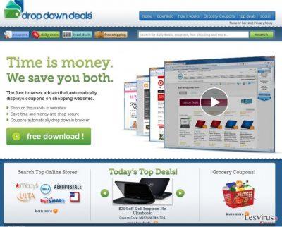 DropDownDeals