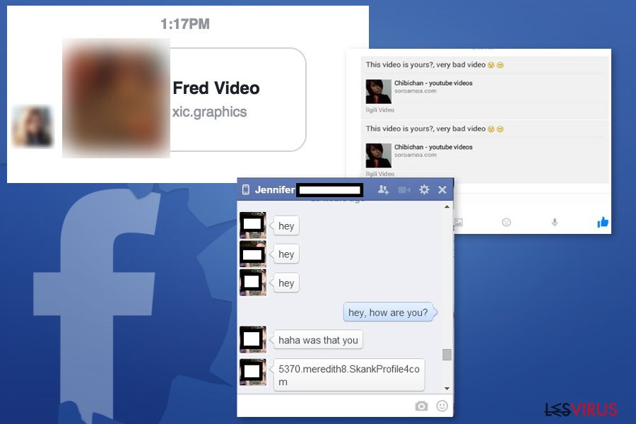 La truffa di Facebook Messenger