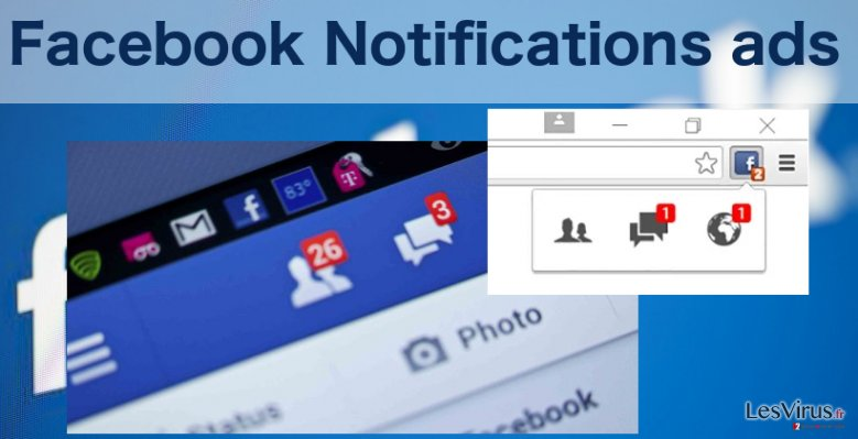 Gli annunci commerciali di Facebook Notifications