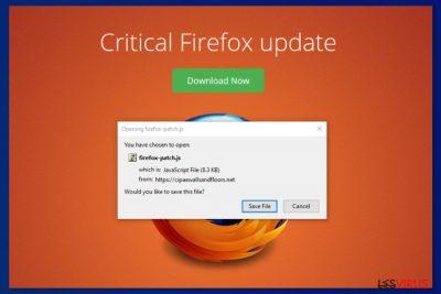 Aggiornamento Critico di Firefox