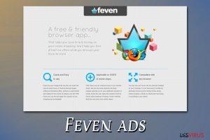 Messaggi pubblicitari di Feven