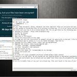 instantanea di Il ransomware GandCrab