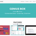 instantanea di Genius Box