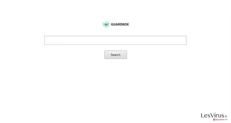 instantanea di i reindirizzamenti di Guard-search.com