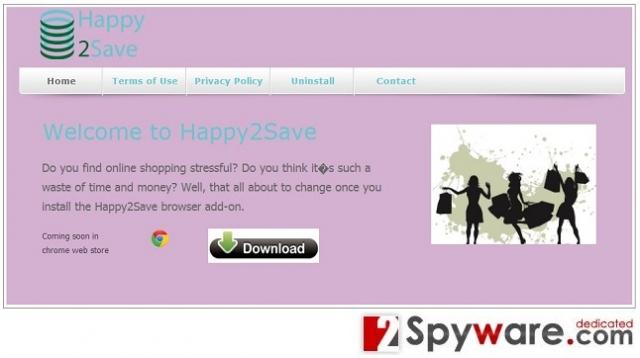 instantanea di Happy2Save