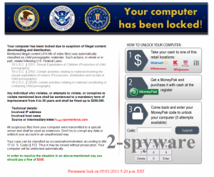 Homeland Security virus