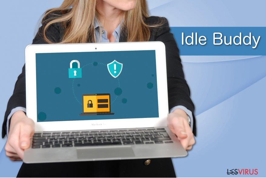Come appare il virus Idle Buddy