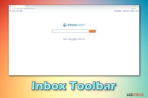 Toolbar Inbox