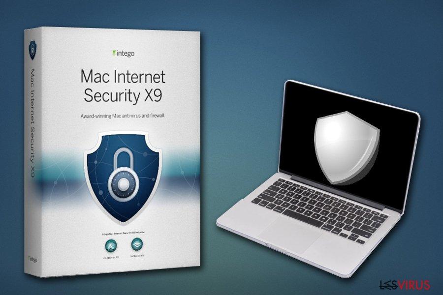 Intego Mac garantisce la sicurezza per internet