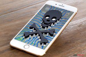 I virus che colpiscono gli iPhone