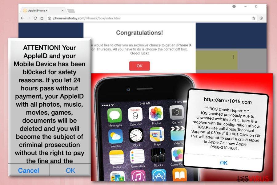 Le truffe sugli iPhone