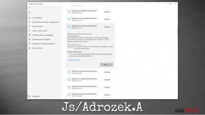 Malware Js/Adrozek.A