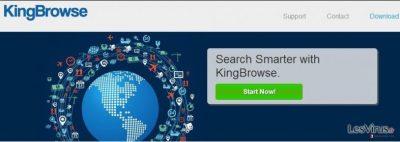 KingBrowse Deals and KingBrowse Ads