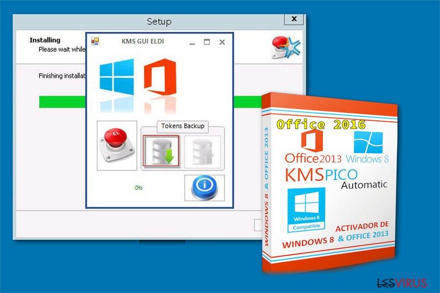 KMSPico hacking tool