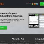 instantanea di il virus Lightning Savings