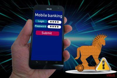 Il trojan bancario Lokibot
