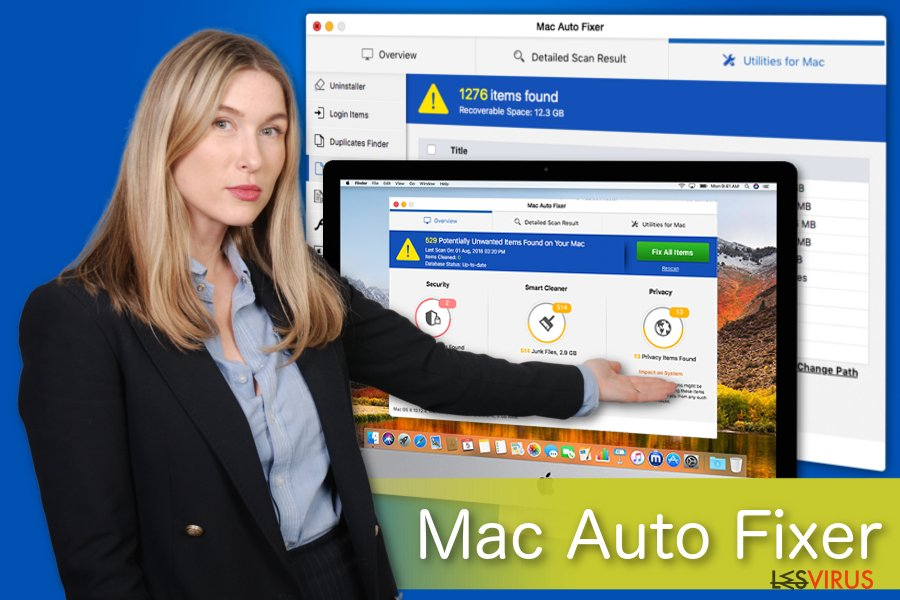Come appare Mac Auto Fixer