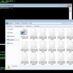 instantanea di Il ransomware Matrix