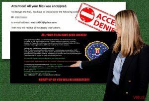 Il ransomware Matrix