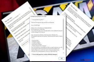 """""""Microsoft Warning Alert"""", il virus truffa sul finto supporto tecnico"""